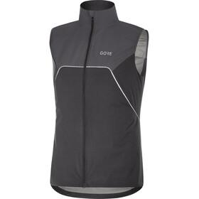 GORE WEAR R7 Partial Gore-Tex Infinium Vest Women black/terra grey